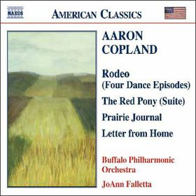 Copland Aaron (1900-1990) - Rodeo (Four Dance Episodes) (CD)