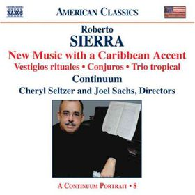 R Sierra - Caribbean Theme Music (CD)