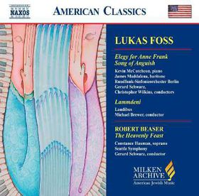 Foss - Songs Of Anguish (CD)