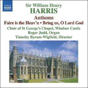 Harris William - Choral Music (CD)