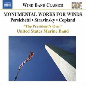 Monumental Works For Winds - Various Artists (CD)