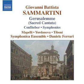 Sammartini - Sammartini:la Perfidia (CD)