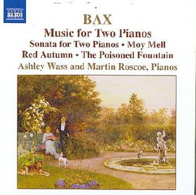 Bax:Piano Works Vol 4 Music for Two P - (Import CD)