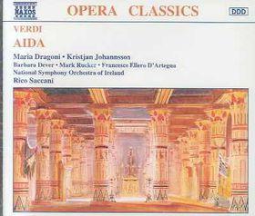 Verdi - Aida-Dragoni,Johannssen-Saccani (CD)