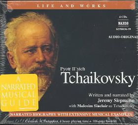 Life & Works Of Tchaikivsky - Various Artists (CD)