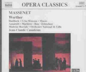 Massenet - Werther;Haddock,Casadesus (CD)