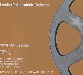 75th Anniversary Box Set - Vol.1 - Various Artists (CD)