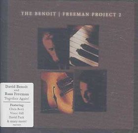 Benoit / Freeman - Project 2 (CD)