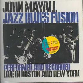 John Mayall - Jazz Blues Fusion (CD)