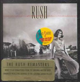 Rush - Permanent Waves (CD)