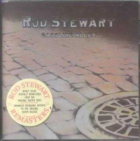 Rod Stewart - Gasoline Alley (CD)