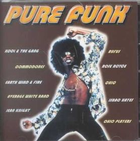 Pure Funk - Various Artists (CD)