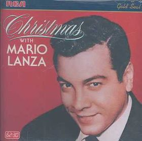 Mario Lanza - Christmas With Mario Lanza (CD)