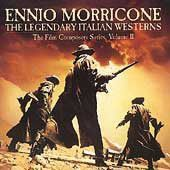 Ennio Morricone - Legendary Italian Westerns (CD)