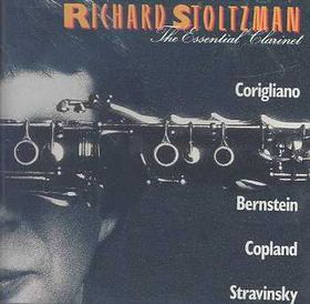 Richard Stoltzman - Essential Clarinet (CD)
