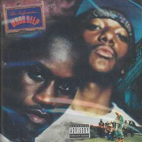 Mobb Deep - The Infamous (CD)