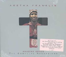 Aretha Franklin - Amazing Grace - The Complete Recordings (CD)