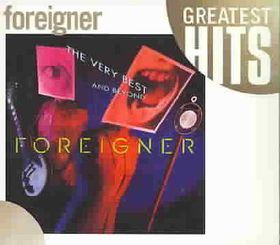 Foreigner:Very Best and Beyond - (Import CD)