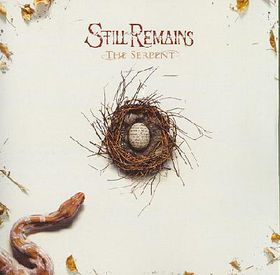 Still Remain - The Serpent (CD)