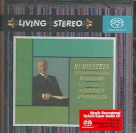 Rubinstein, Arthur - Beethoven Sonatas