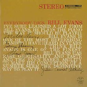 Everybody Digs Bill Evans - (Import CD)