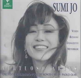 Sumi Jo - Virtuoso Arias (CD)