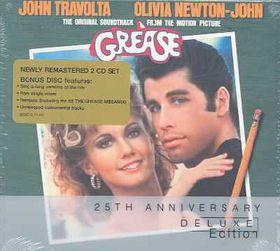 Grease 30th Anniversary - Grease - 30th Anniversary Edition (CD)