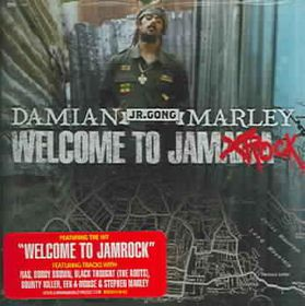 Marley, damian - Welcome To Jamrock (CD)
