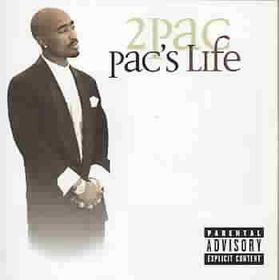 Tupac Shakur - Pac's Life (CD)
