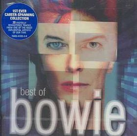 David Bowie - Best Of David Bowie - Single Disc Version (CD)