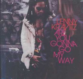 Lenny Kravitz - Are You Gonna Go My Way (CD)
