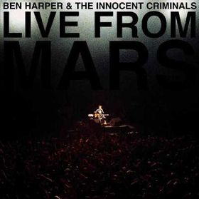 Harper Ben - Live From Mars (CD)