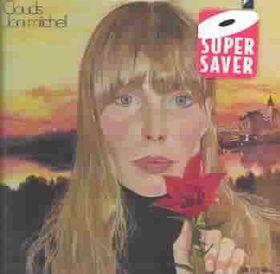 Joni Mitchell - Clouds (CD)