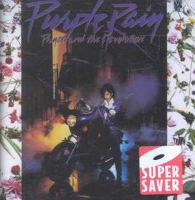 Purple Rain (OST) - (Import CD)