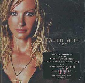 Faith Hill - Cry (CD)