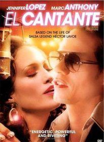 El Cantante - (Region 1 Import DVD)