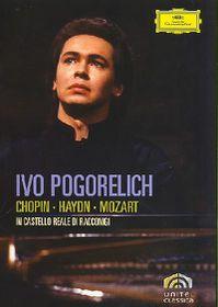 Ivo Pogorelich - Ivo Pogorelich In Castello Reale Di Racc (DVD)
