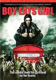 Boy Eats Girl - (Region 1 Import DVD)