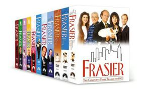 Frasier Complete Series Pack - (Region 1 Import DVD)