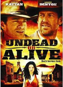 Undead or Alive - (Region 1 Import DVD)