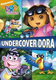 Dora the Explorer:Undercover Dora - (Region 1 Import DVD)
