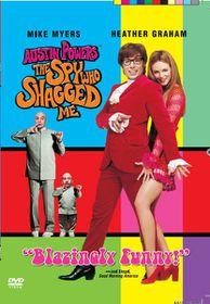Austin Powers: The Spy Who Shagged Me (1999) (DVD)