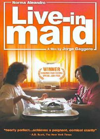 Live in Maid - (Region 1 Import DVD)
