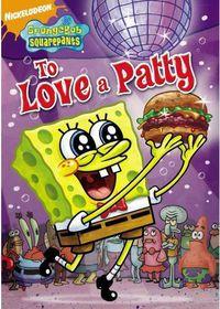 SpongeBob SquarepPants - To Love a Patty - (Region 1 Import DVD)