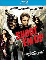 Shoot Em up - (Region A Import Blu-ray Disc)