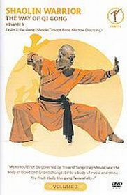 Shaolin Warrior-Way Of Qi Gong Volume 3 - (Import DVD)