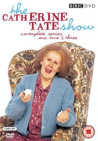 Catherine Tate Show-Series 1-3 - (parallel import)