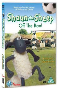 Shaun The Sheep: Off The Baa - (Import DVD)