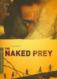 Naked Prey - (Region 1 Import DVD)