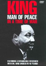 King - Man of Peace in a Time of War - Dr. Martin Luther King Jr. - (Region 1 Import DVD)